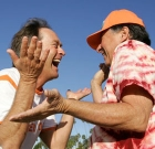 Learn the benefits of Laughter Yoga