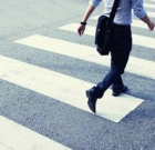City aims to promote pedestrian safety