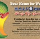 Watch the World Cup, dine on Brazilian fare
