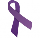 Show purple to help end domestic violence