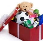 Toys donated in memory of baby