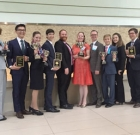 PCDS speech teams finish great season