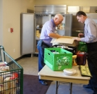 Food pantry serves local community