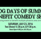 Comedy show benefits animal rescue groups