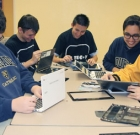Students serve as IT tech repairers