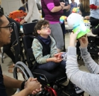 Therapy students adapt toys for kids