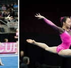 Local teens compete in gymnastics event