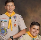 Brothers earn Eagle Scout rankings
