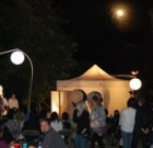 Moonviewing festival at Japanese garden