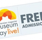 Fun family event at local museum