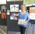 Exhibit features works by at-risk youth
