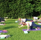 Pilates on the lawn benefits AAWL