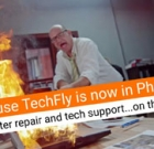 TechFly launches with free device contest