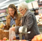 Grocery stores reserve seniors shopping hours
