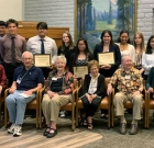 WHS students honored at Beatitudes luncheon