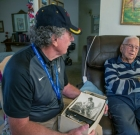 99-year-old war vet receives special tribute