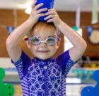 Fall is a good time for kids' swim lessons