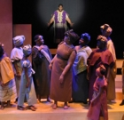 Christmas story told in 'Black Nativity'