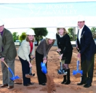 Ground is broken for dementia care center