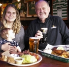 A taste of Ireland is on tap at Rosie McCaffrey's